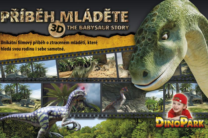 Příběh mláděte 3D