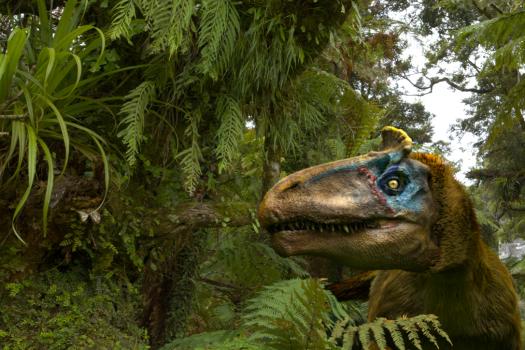 Dinosauři: Tajemství Antarktidy